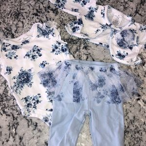 Laura Ashley Outfit